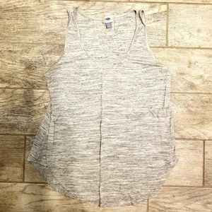 NWOT Old Navy Heathered A-Line Tank